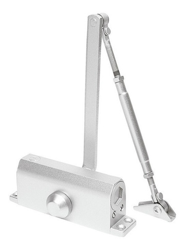 mola para porta aérea soprano a530 até 85 kgs prata força 4