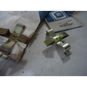 Mola Pastilha Freio Traseira Astra Vectra Original 90297536