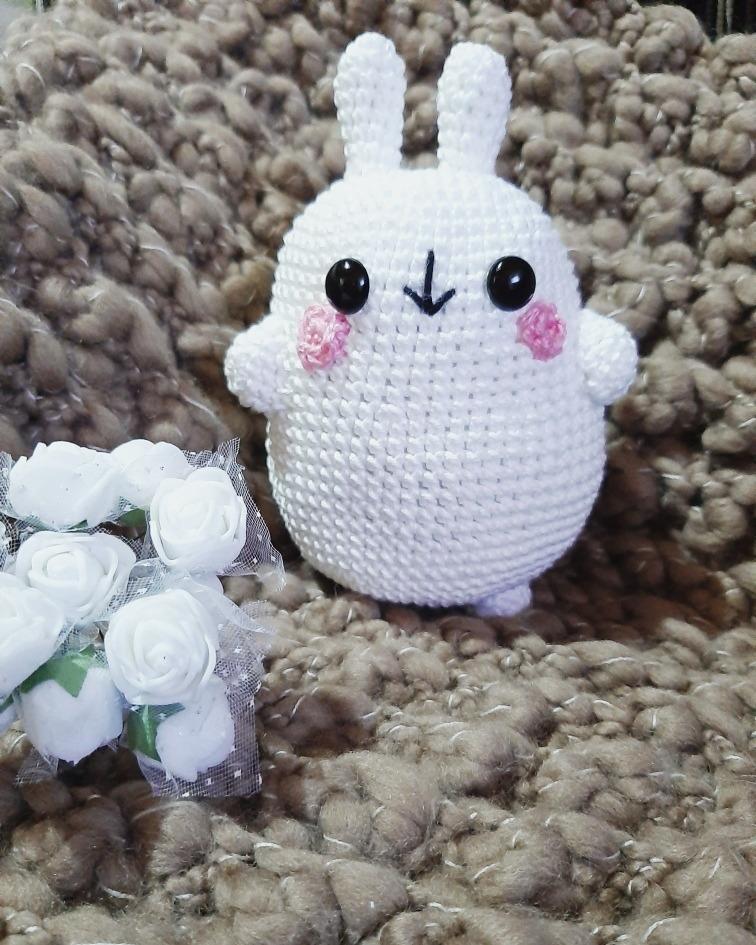 Patrón: Molang y Piu Piu amigurumi – Mila Crochet | 945x756