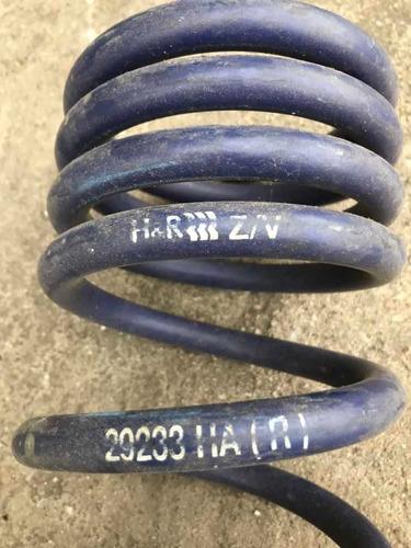 molas esportivas hr h&r nissan 350z 2003++