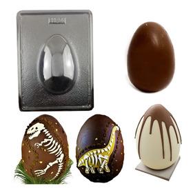 Molde Acetato Huevo De Pascua Gigante Chocolate Mod 1194