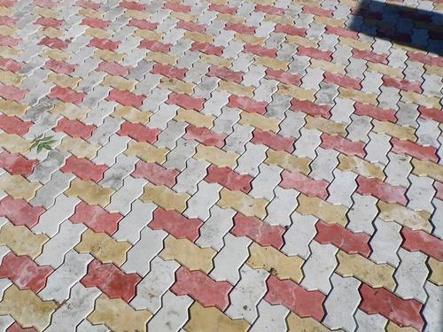 molde adoquin para pavimento uni (intertrabado)