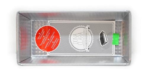 molde budin budinera doña clara n2 acero aluminizado