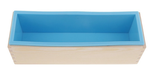 molde de barra de silicona de jabón para jabones, pasteles,