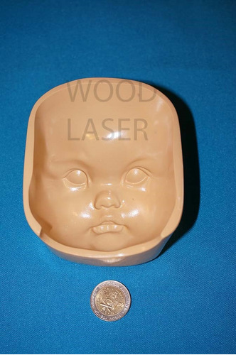 molde de cara rigido para porcelana fria,exclusivos.mod.6