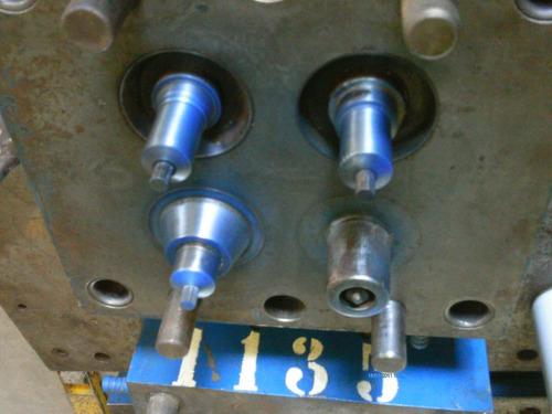 molde de injeção plastica de produtos hidráulicos 1135