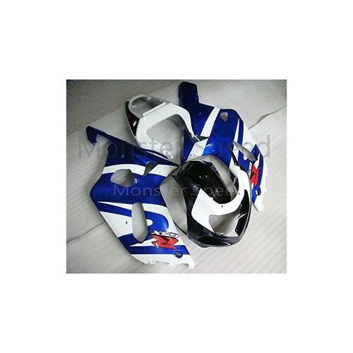 molde de inyección de kit de carenado completo azul abs, apt