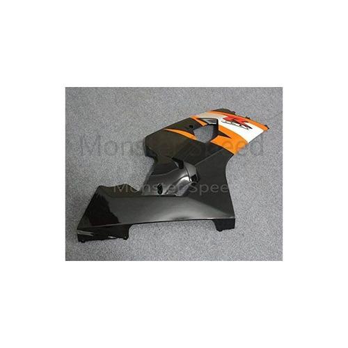 molde de inyección de kit de carenado completo de abs negro