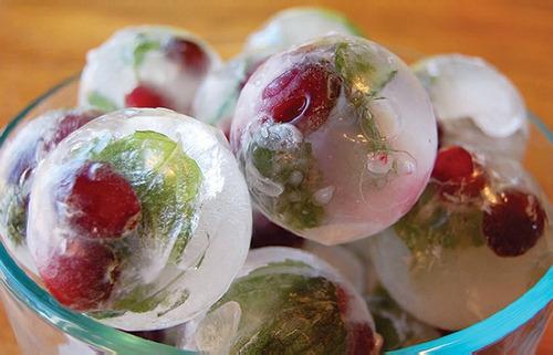 molde de silicón esfera - circular - hielo cocina repostería
