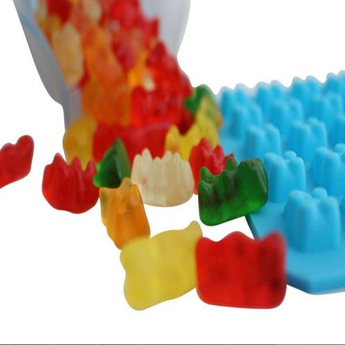 molde de silicon para hacer gomitas panditas envio gratuito