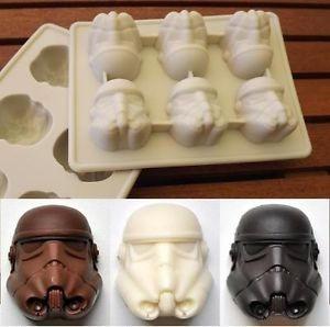 molde de silicon  storm trooper envio inmediato!