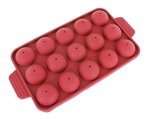 molde de silicona de primer nivel para cake pop, lollipop, c