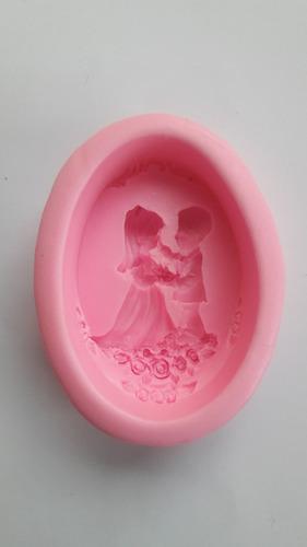 molde de silicona san valentin