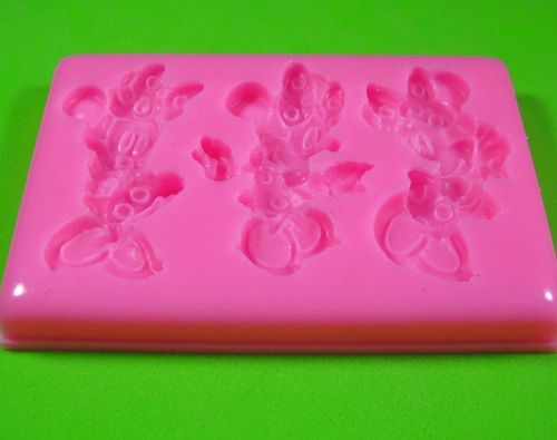 molde de silicone minnie confeitaria,bolos,cupcakes,doces