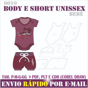 920c26026b Kit Body Infantil Unissex no Mercado Livre Brasil