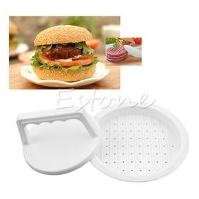 Molde Hamburguesa Preparar Prensa Cocinar Burger