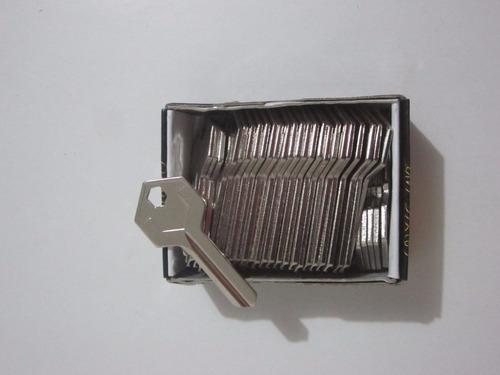 molde llave tipo vale, 100 cajas x 50 moldes de llave