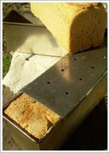 molde pan de miga hojalata con tapa para 1.5 kilos de harina