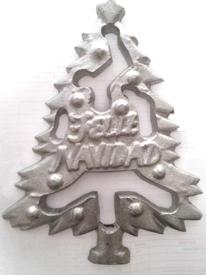 Molde Para Buñuelo De Viento Modelo Árbol De Navidad Pino - $ 90.00 ...