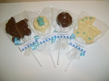 molde para chocolatinas y dulces baby shower