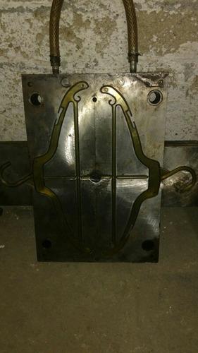 molde para gancho colado en frio prototyp
