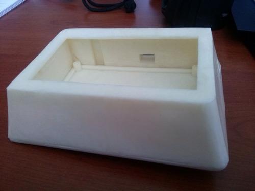 molde para inyección de plástico (carcasas)