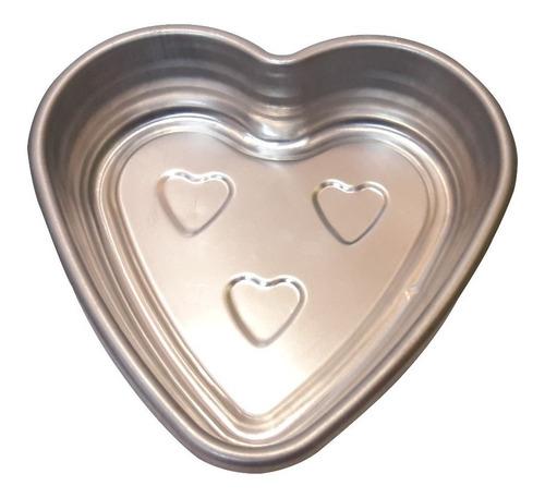 molde para pastel corazón mediano