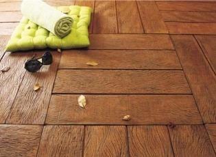 molde para pisos y revestimientos, madera petrificada
