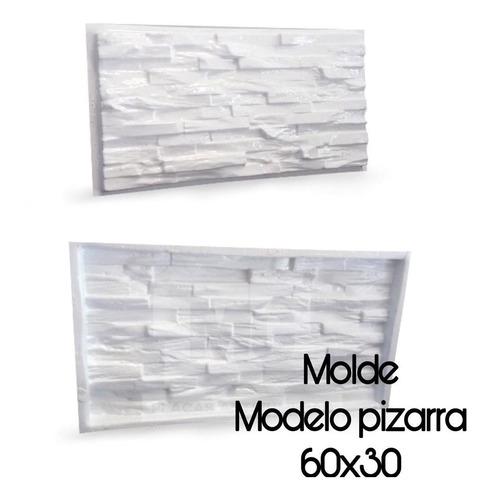 molde para placas antihumedad pizarra 60x30
