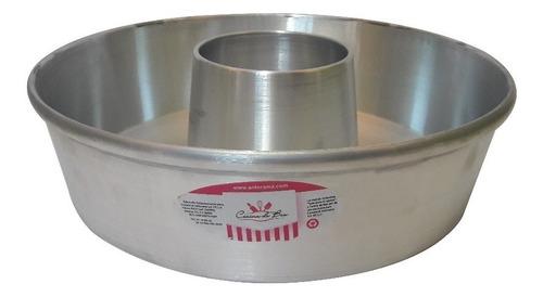 molde para rosca de aluminio 24 cm