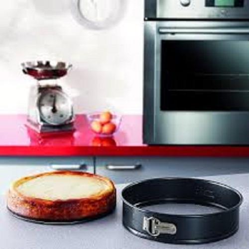 molde para tortas desmontable pyrex © bakers