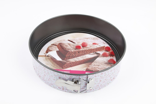 molde pastel desmontable redondo 24 cm