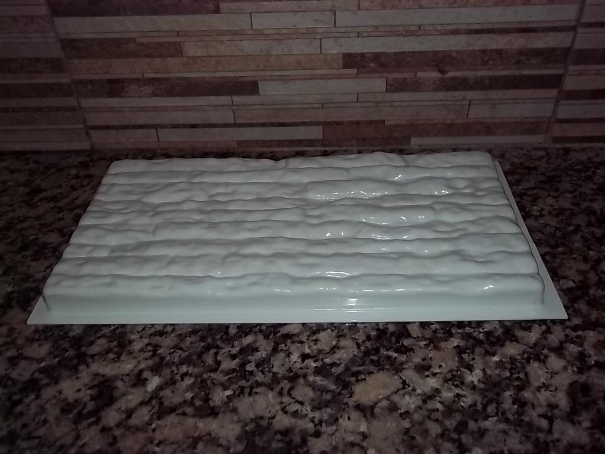 Molde Placas Revestimientos Simil Piedra Murete - $ 179,00 en ...