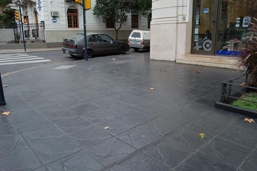 molde plástico piso, baldosas, laja estrella