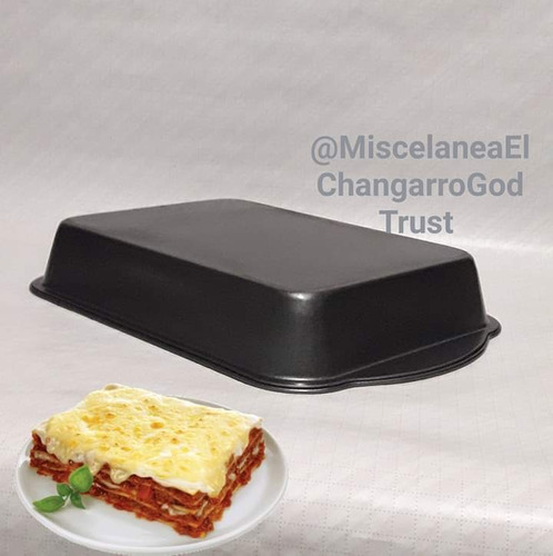 molde rectangular antiadherente.nuevo. ideal para bizcochos