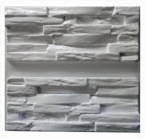 molde revestimiento interior y exterior piedra serrana doble