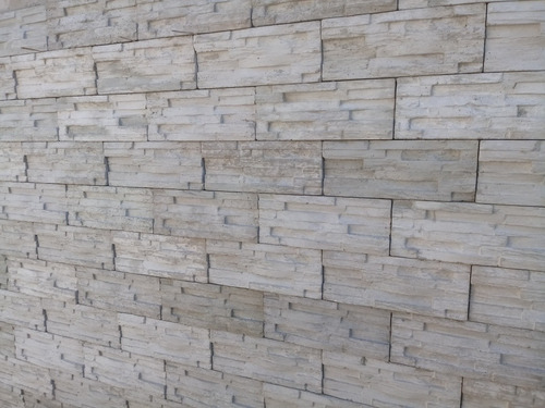 molde revestimiento placa simil piedra  serrana d