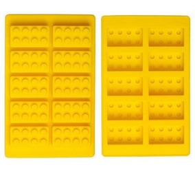ea765cbad069 Molde Silicon Bloques Lego Hielo Chocolate Vela Jabon Amyglo