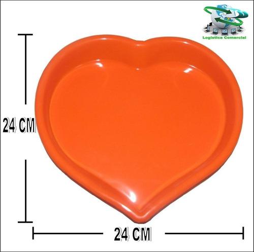molde silicon corazon torta gelatina quesillo pie enamorados
