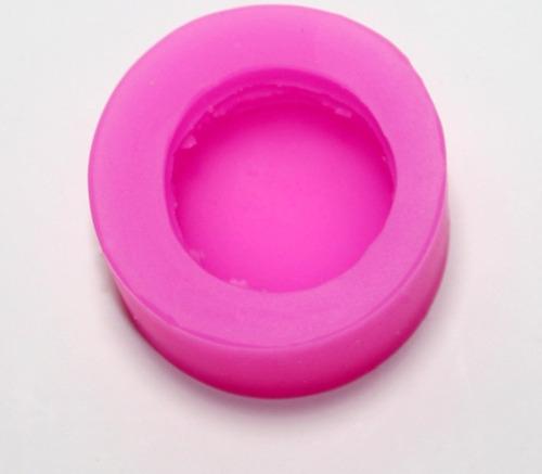 molde silicon hacer macaron jabón vela macarons