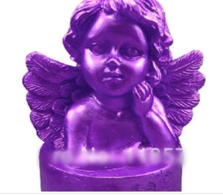 molde silicon para jabón vela querubín angel angelito