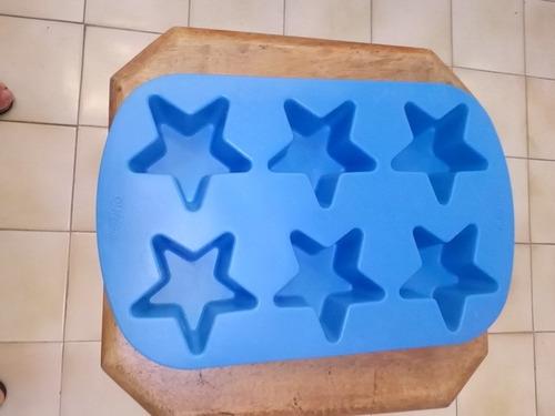 molde silicon wilton gelatina y mini cake