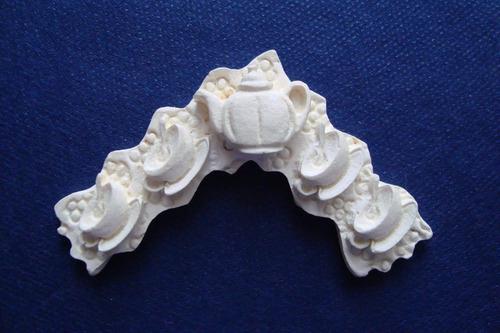molde silicone cantoneira1 glicerina parafina gesso