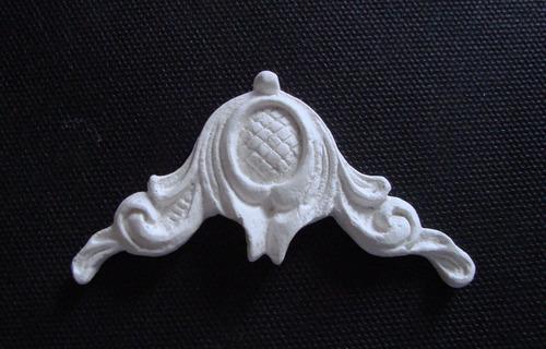 molde silicone cantoneira18 glicerina parafina bisqui gesso