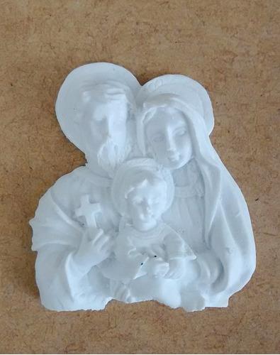 molde silicone sagrada família glicerina parafina gesso