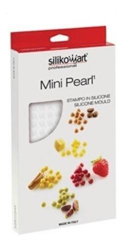 molde silikomart mini pearl 1 / lauacu
