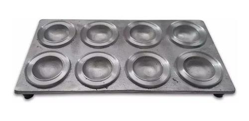 molde sorrentino sorrentinero aluminio 8 unidades