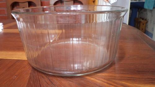 molde soufle grande de 21 cm de diametro marca pirex