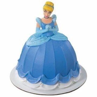 molde torta pollera princesa barbie vestido muñeca