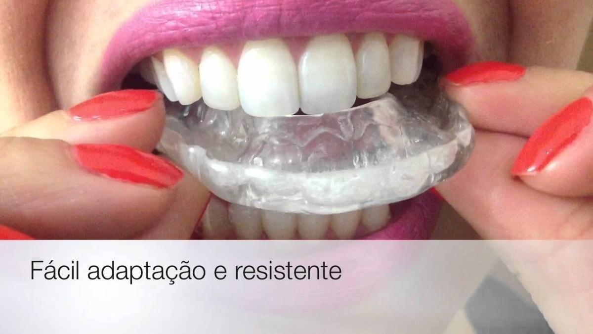 Moldeira Dental Para Dormir Sem Os Ranger Dentes 1 Par R 8 99